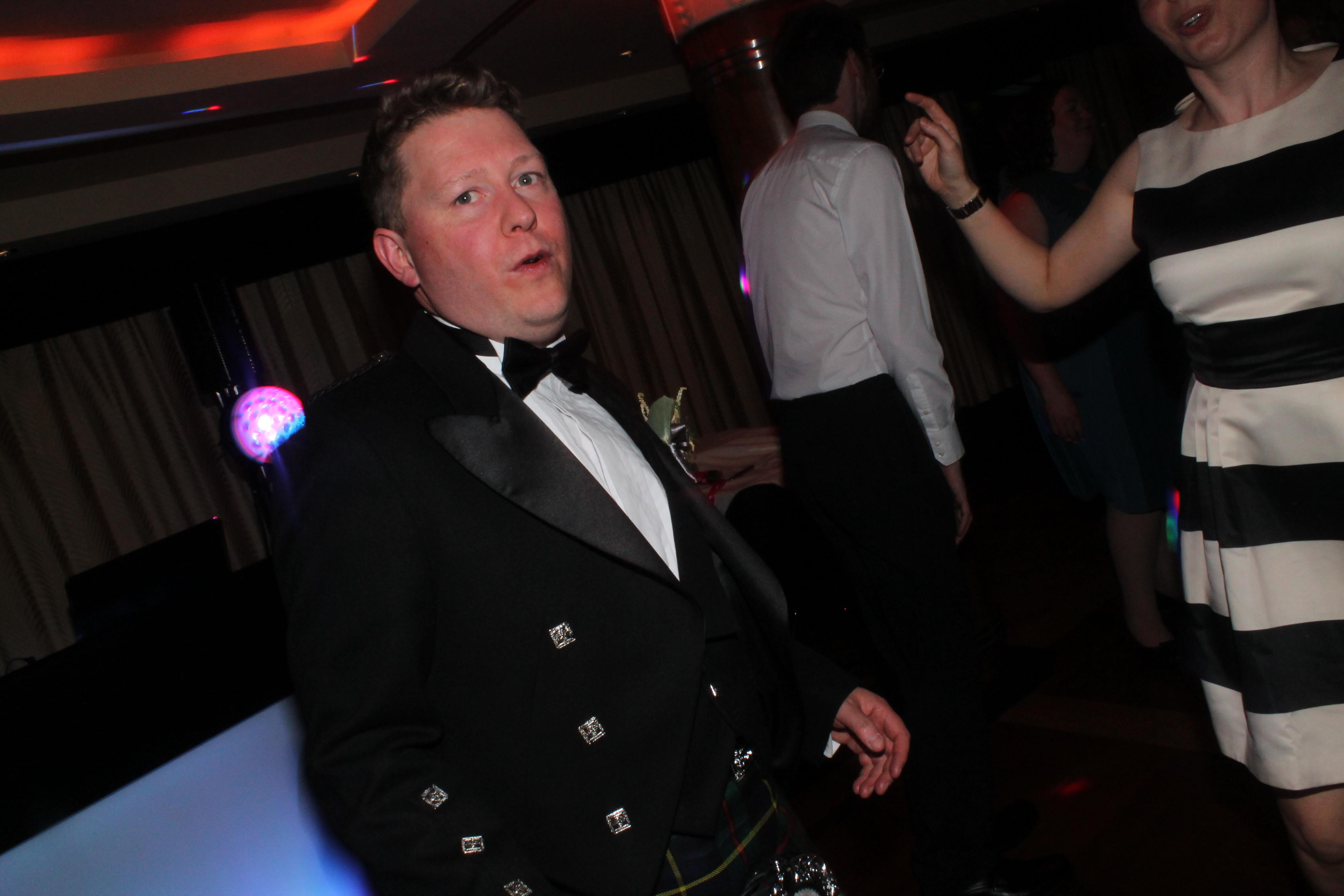 Renfrewshire wedding DJ