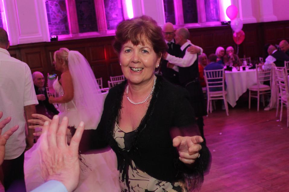 Pollokshields Burgh Hall wedding