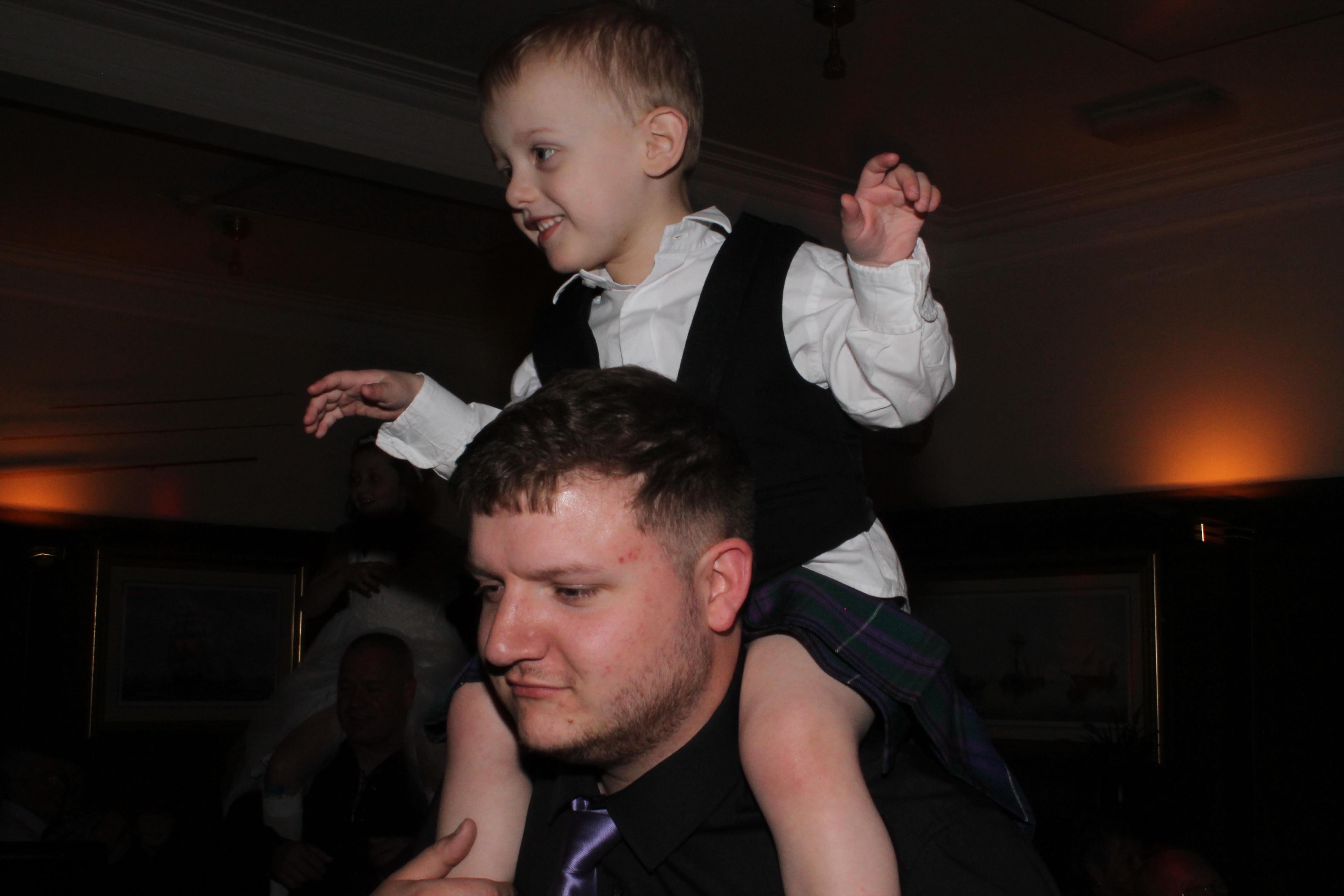 Loch Lomond wedding DJ