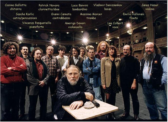 Theaterorchestra, con Moni Ovadia
