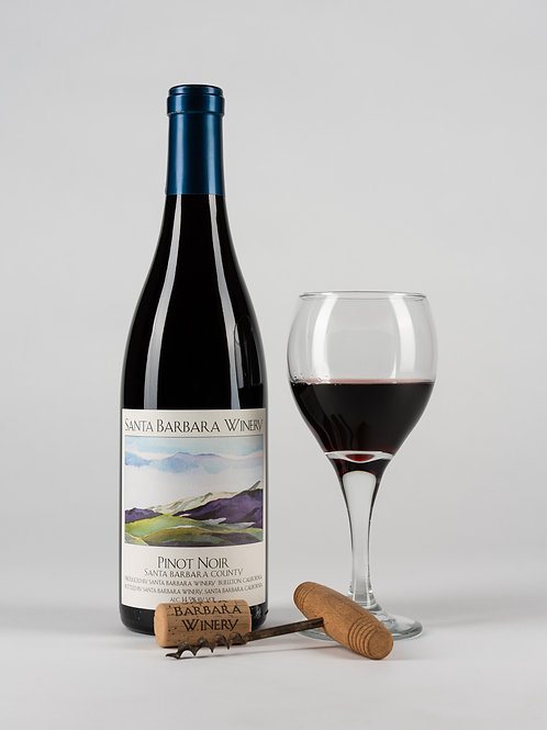 2018 Pinot Noir,  Santa Barbara County