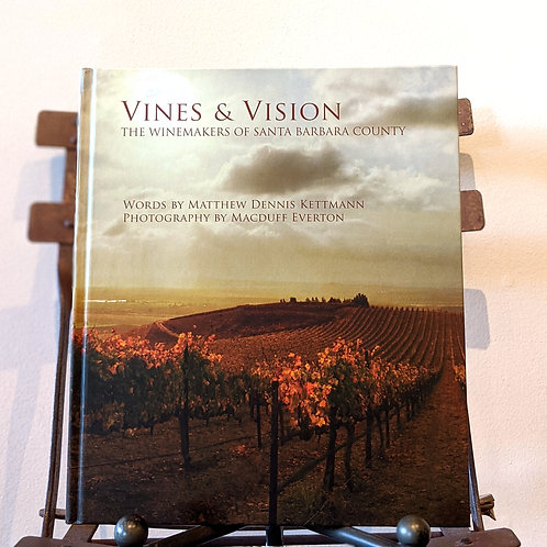 """Vines & Vision"" Book"