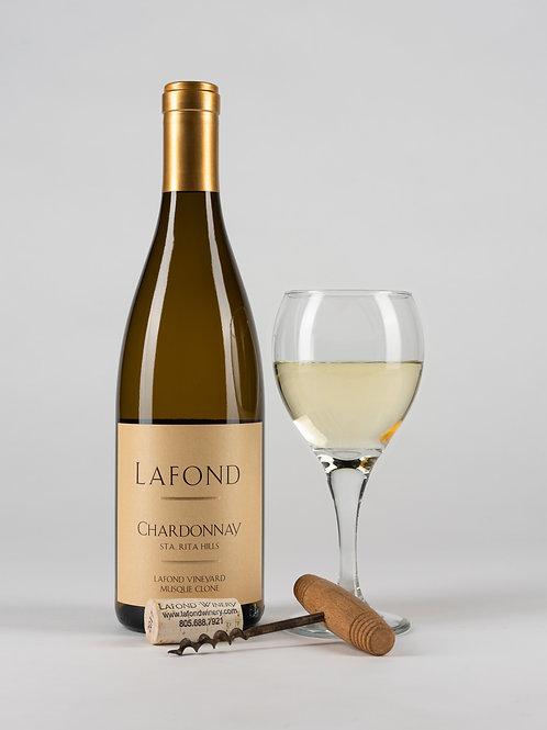 2017 Chardonnay Musqué Clone - Lafond Vineyard