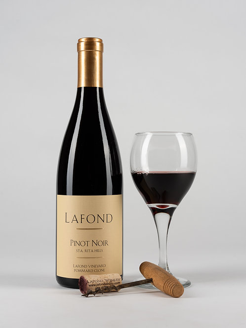 2017 Pinot Noir Pommard Clone - Lafond Vineyard