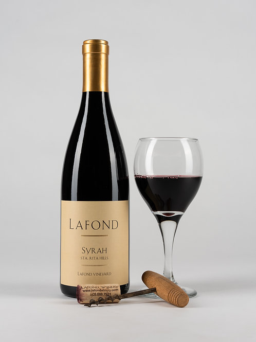 2017 Syrah -  Lafond Vineyard