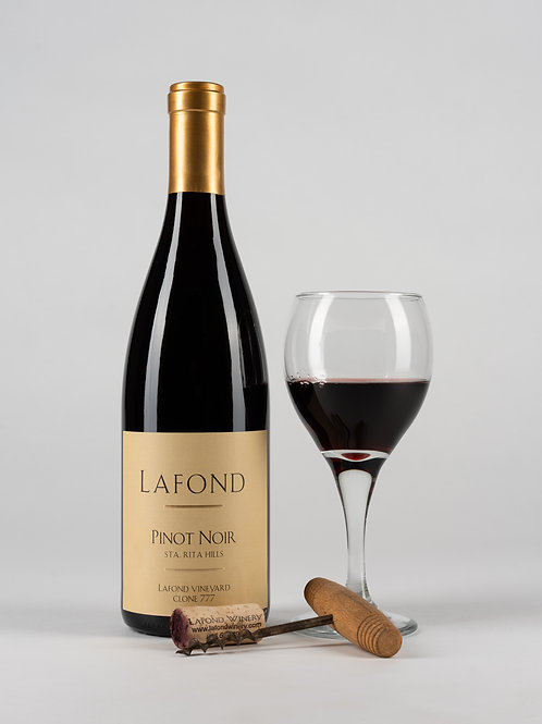 2017 Pinot Noir Clone 777 - Lafond Vineyard