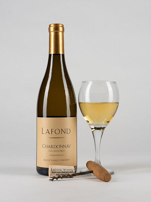 2017 Chardonnay - Hilltop Ranch Vineyard