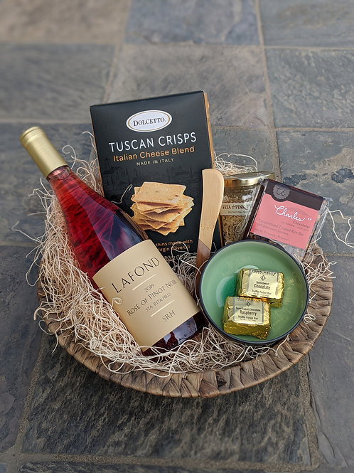 Gift Basket (Wine Sold Separately)