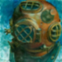 Diver's Helmet