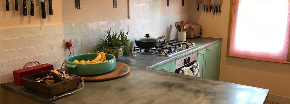 Zinc Kitchen