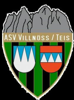 A.S.V. Teis Tiso Villnoess Funes logo