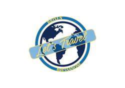Lets Travel Logo