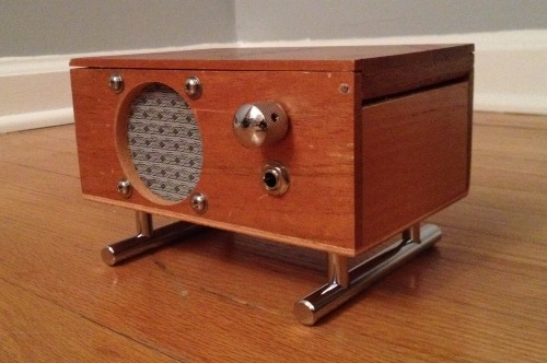 Build Your Own Cigar Box Amp Workshop | Music Lessons