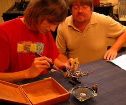 Amplifier Class Picture