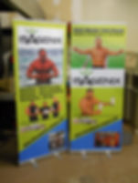 banners, weatherproof, waterproof, portable, large, Ottawa,