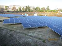 太陽電池モジュールを設置しました(愛知県東浦町)