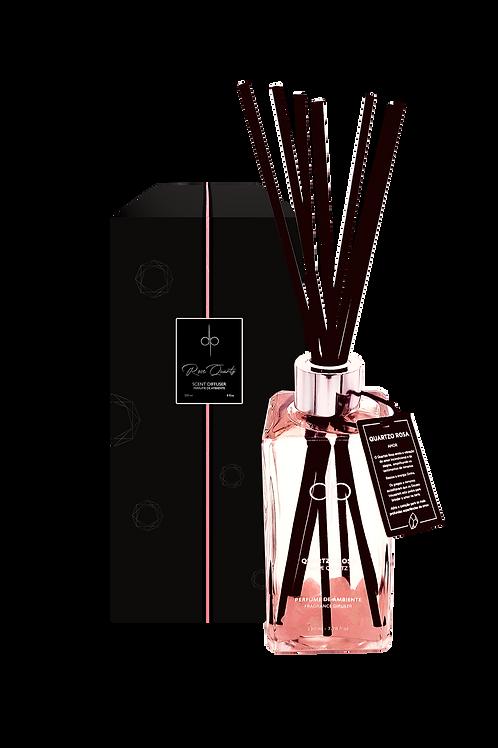 Difusor de Ambiente - Quartzo Rosa