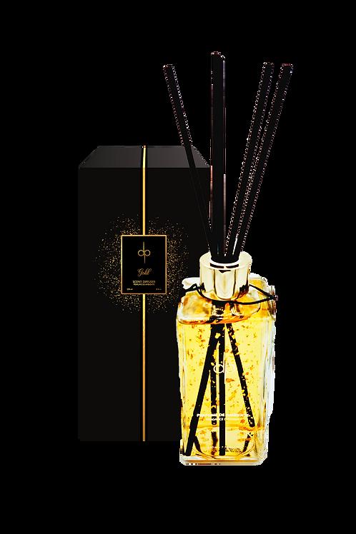 Difusor de Ambiente - Ouro - 250 ml