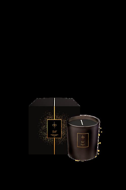 Vela Perfumada 50G - Ouro