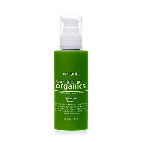 Scientific Organics spirulina toner