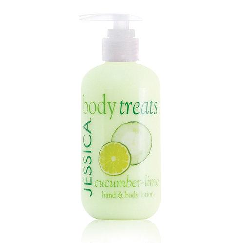 Hand & body lotion -Body Treats Jessica