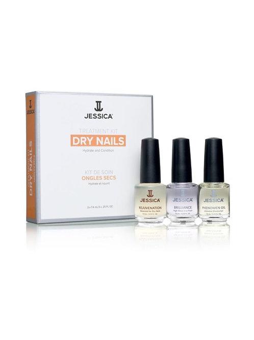 Jessica Nail Solution Kits - Dry nails