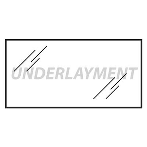 "UNDERLAYMENT, PETG, 12"" x 24"", 10PK"