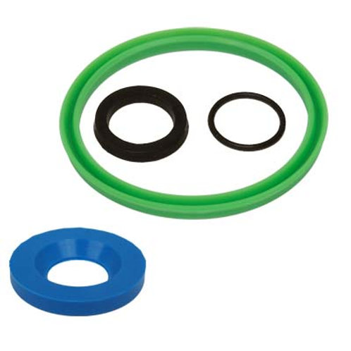 APV, SEAL KIT, SEALS ONLY W/URETHANE SEAT, INCLUDES # 6, 10, 15 & 17