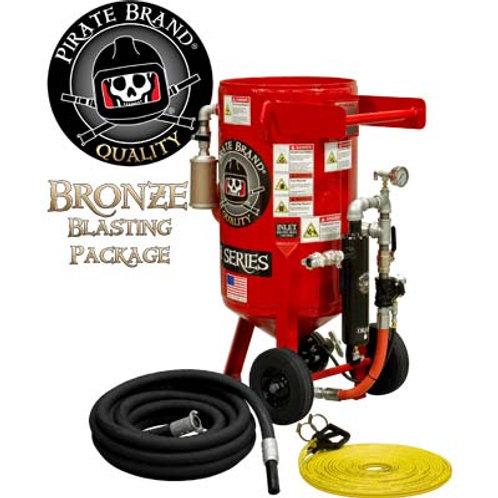 ABRASIVE BLAST POT / SANDBLASTING MACHINE, PORTABLE, E-SERIES, 3.5 CU. FT. (100