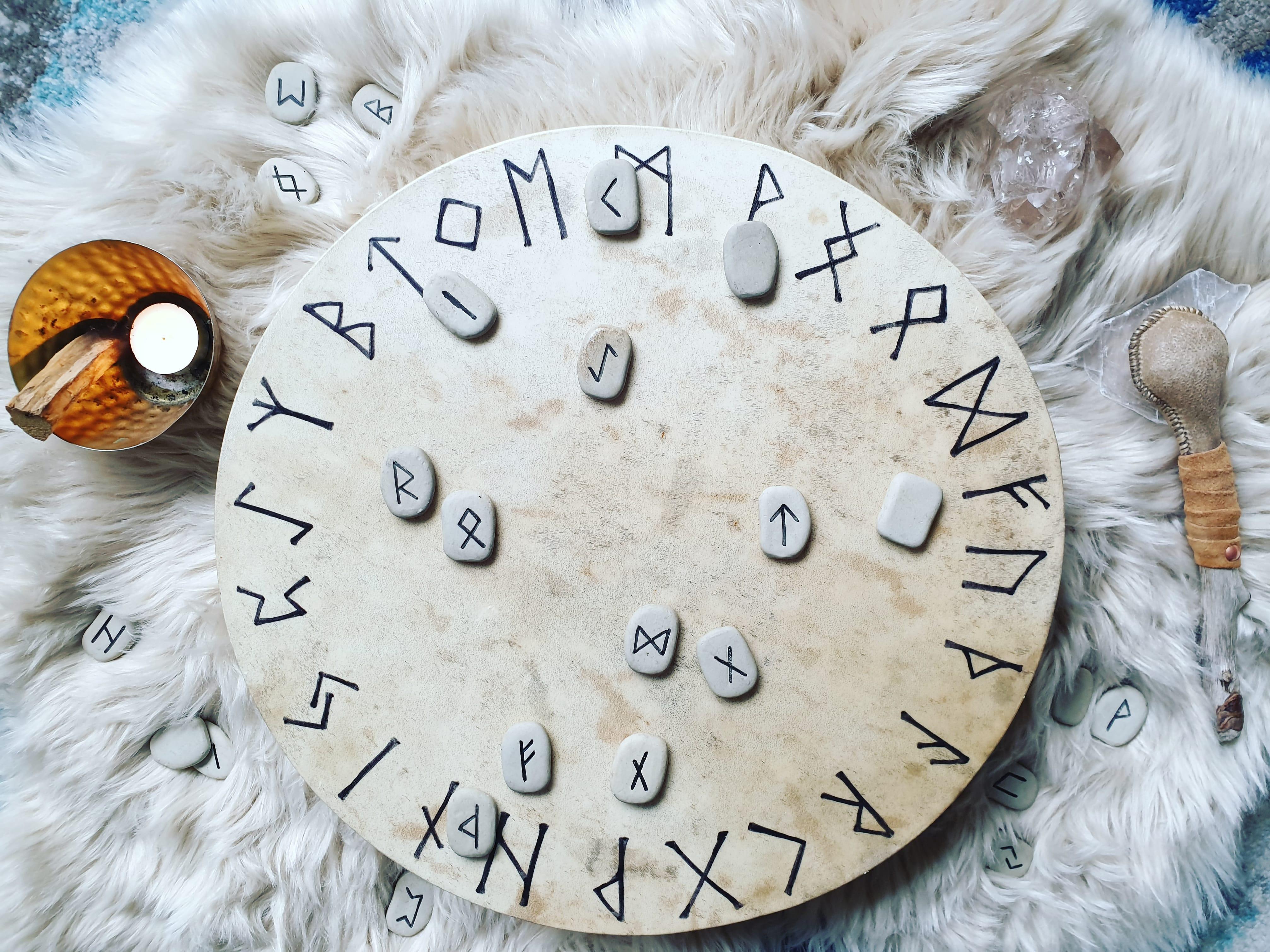 Rune Divination - 2 Quest Reading