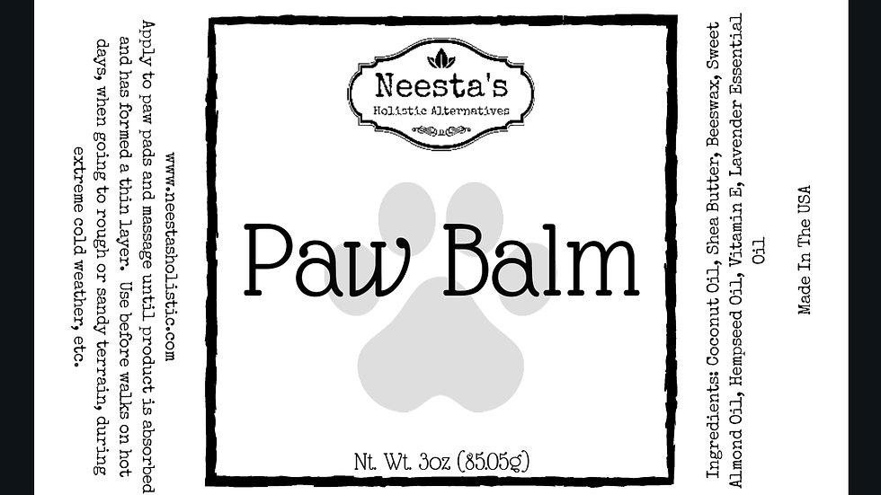 Neesta's Paw Balm