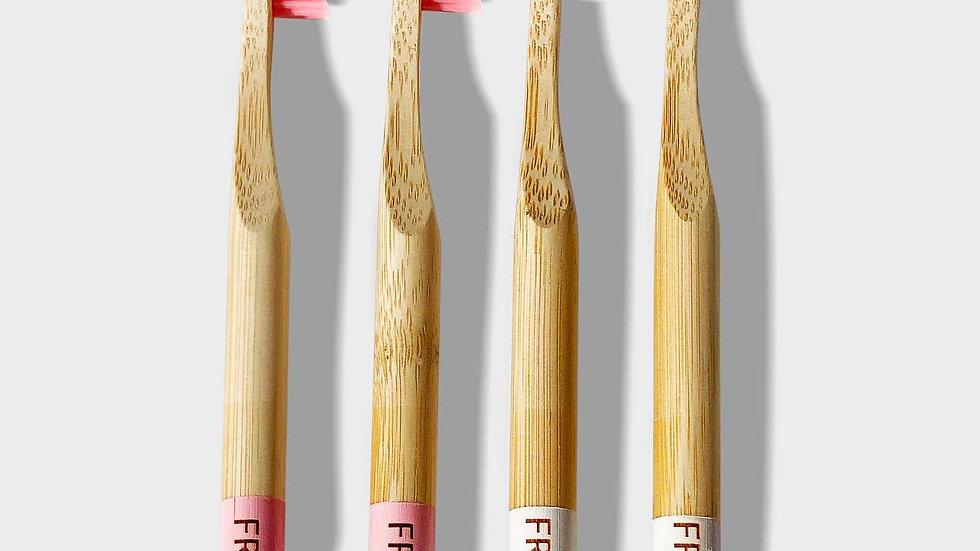 1 Kids Bamboo Toothbrush