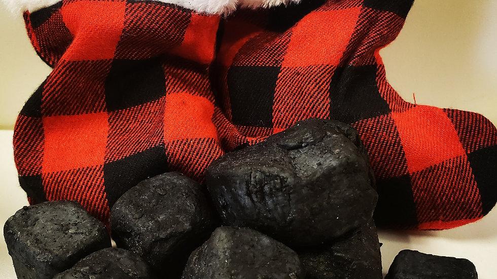 Lump Of Coal Stocking