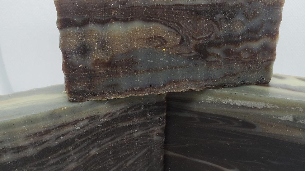 Unscented Woodgrain Soap