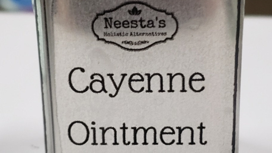 Cayenne Ointment