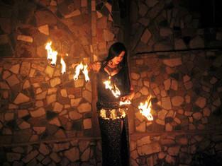 Fire Improvisation Style, драйвовые интенсивы и многое другое на Эко-Этно фестивале FourЭ!
