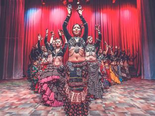 Пластика, гибкость и сексуальность! Занятия танцами в стиле Tribal Dance в школе танцев Tribal Pro D
