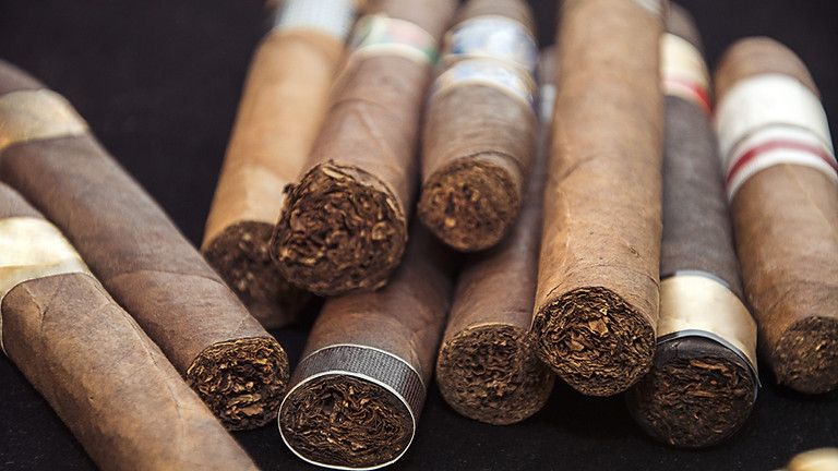 AHEPA Parthenon #495 Cigar Night