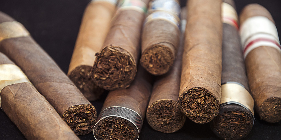 2nd Annual Cigar Dinner