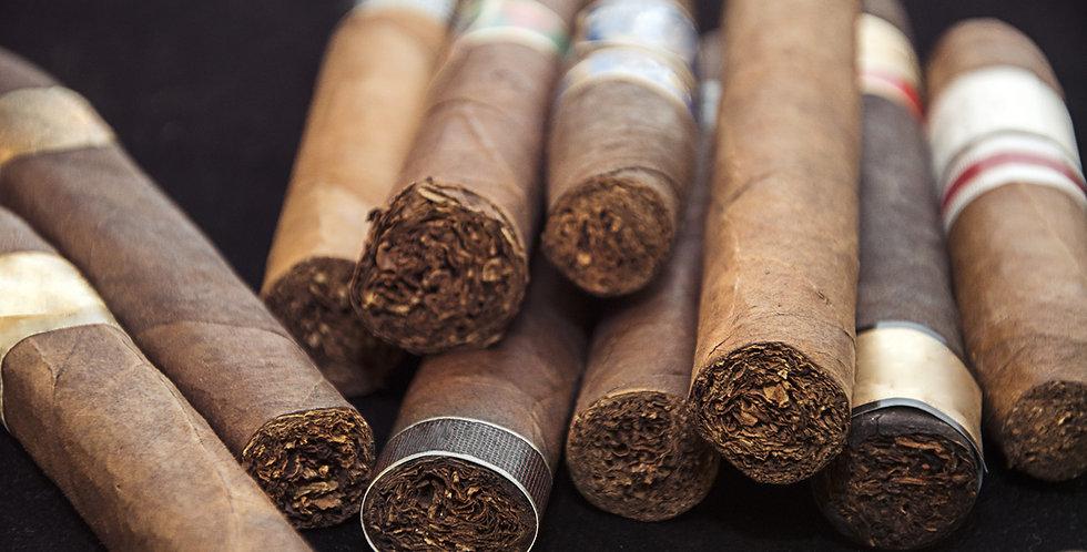 Tobacco & Cedar