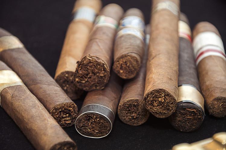 Cigarros frescos
