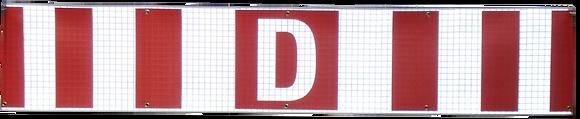 D-BAN-1896 D-Banner Sign