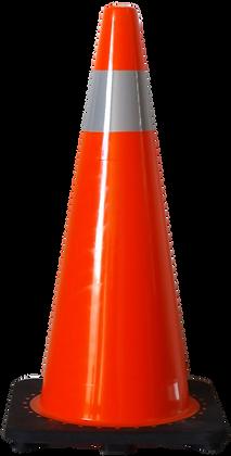 """28"""" PVC Cone - Upper Collar"""