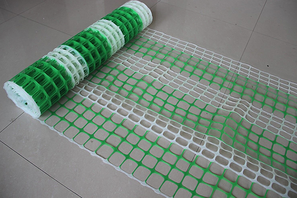 Double Colour Safety Fence