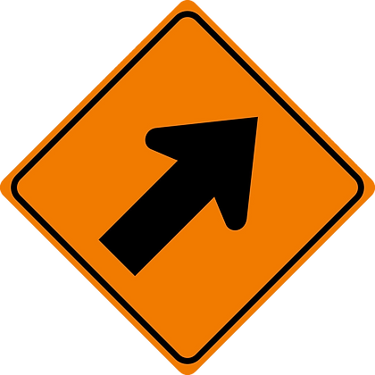 RSDG-TC4L Lane Closure Arrow