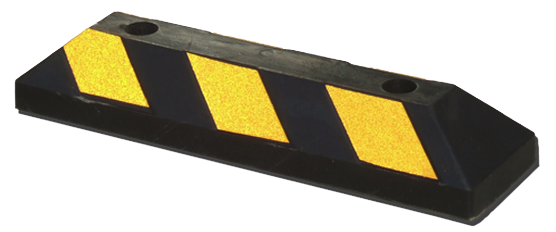 Reflective Wheel Stop