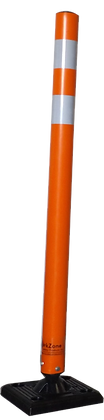 RTP Orange Reboundable Post