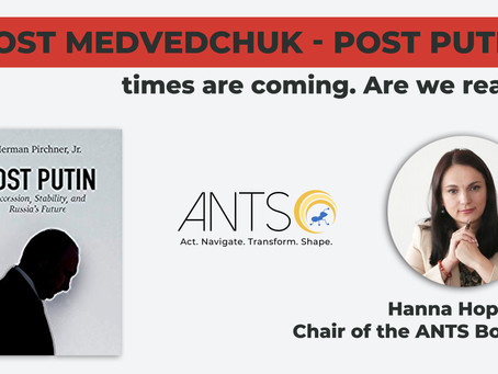 Post Medvedchuk - Post Putin times are coming?