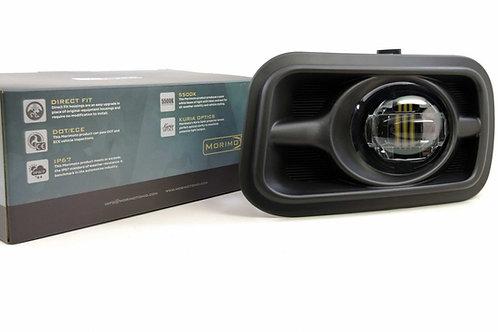 DODGE RAM (HORIZONTAL): MORIMOTO XB LED Fog Lights