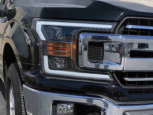 2018-2020 Ford F150 Pro Series Projector Headlights